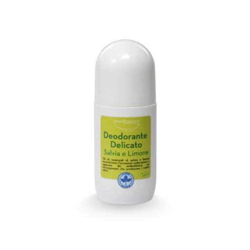 deodorante salvia e limone
