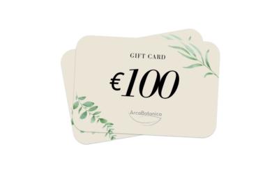 Gift Card: regalo perfetto per tutte le occasioni!